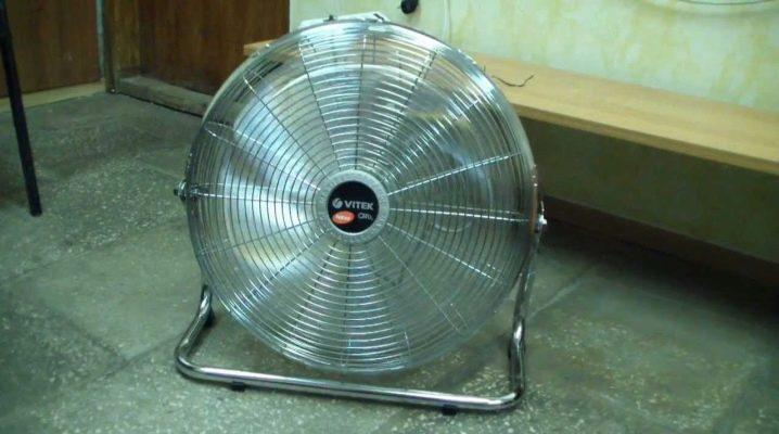 Модели и характеристики вентиляторов VITEK