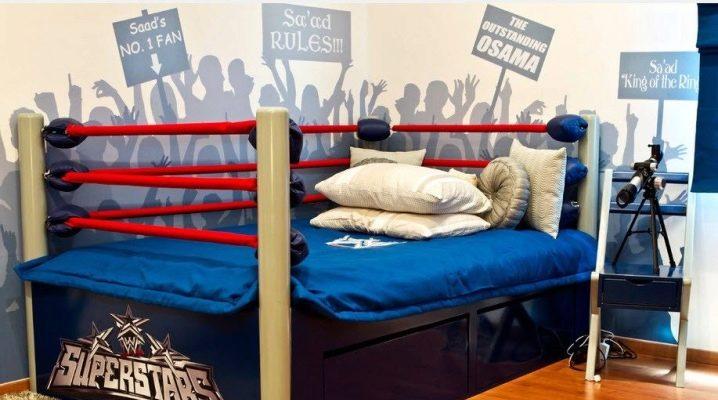 Выбираем диван для мальчика-подростка