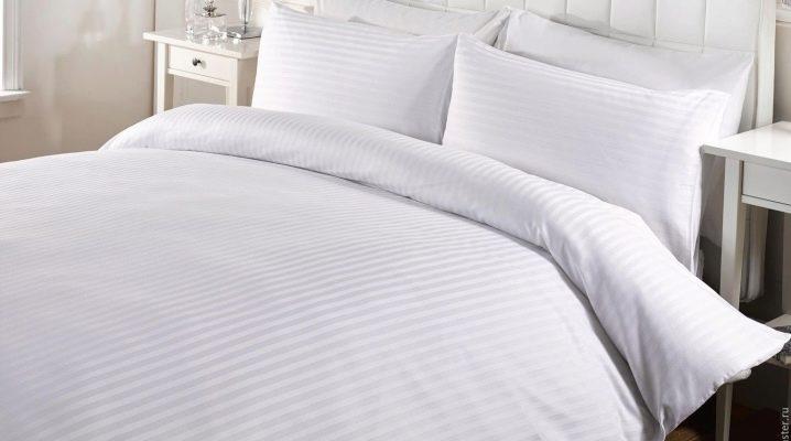 Особенности выбора и использования постельного белья из страйп-сатина