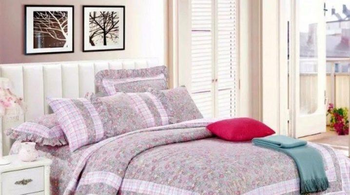 Выбираем постельное белье в стиле «прованс»