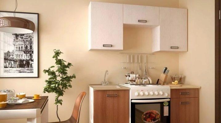 Кухонные гарнитуры для маленьких кухонь: особенности и советы по выбору