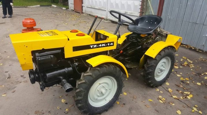 Особенности чешских мини-тракторов