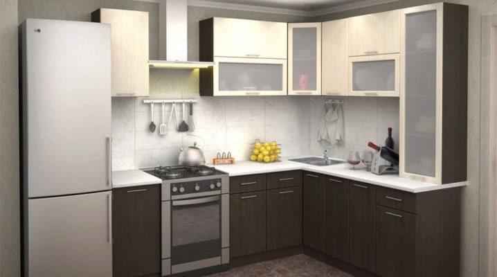 Особенности угловых кухонь эконом-класса