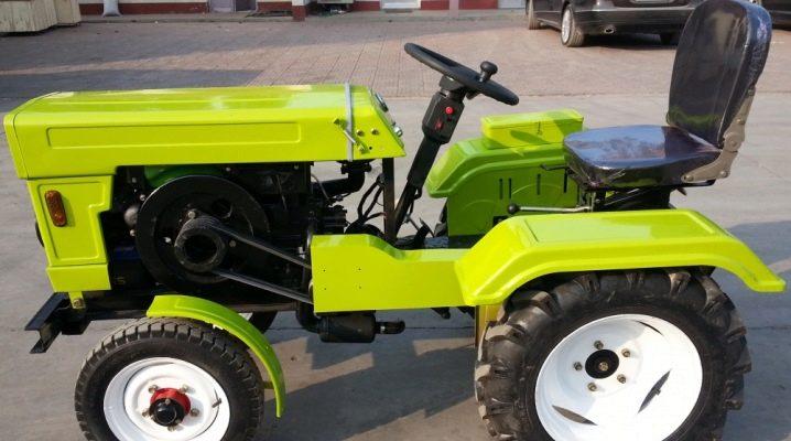 Тонкости выбора двигателя для мини-трактора