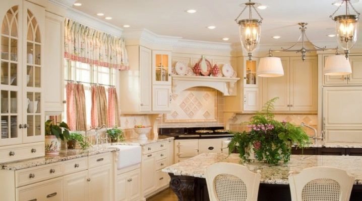 В каком стиле оформить кухню?