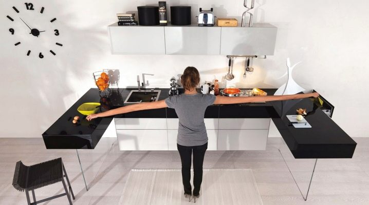 Все о рабочем треугольнике на кухне