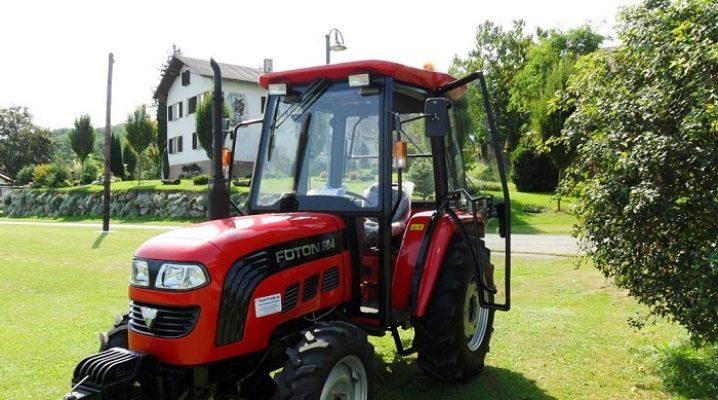 Выбор и эксплуатация мини-тракторов с кабиной
