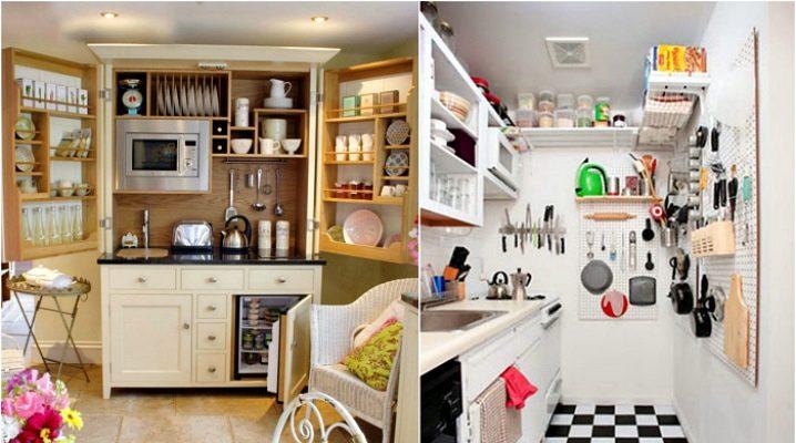 Идеи для кухни: хитрости по обустройству и советы по дизайну