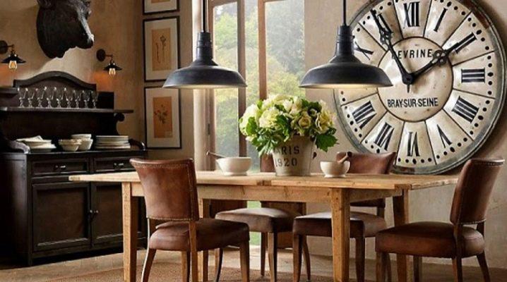 Настенные часы на кухню: правила выбора