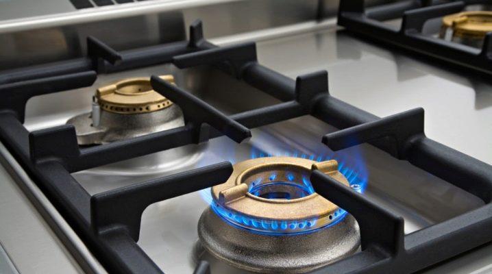 Ремонт установка и подключение газовой плиты своими руками