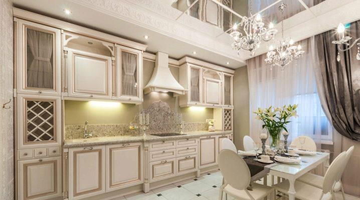 Светлая кухня: выбор цвета и стиля