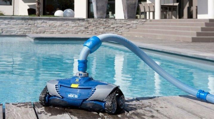 Подводный пылесос