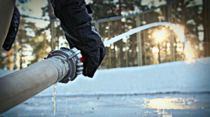 Шланги для питьевой воды морозостойкие