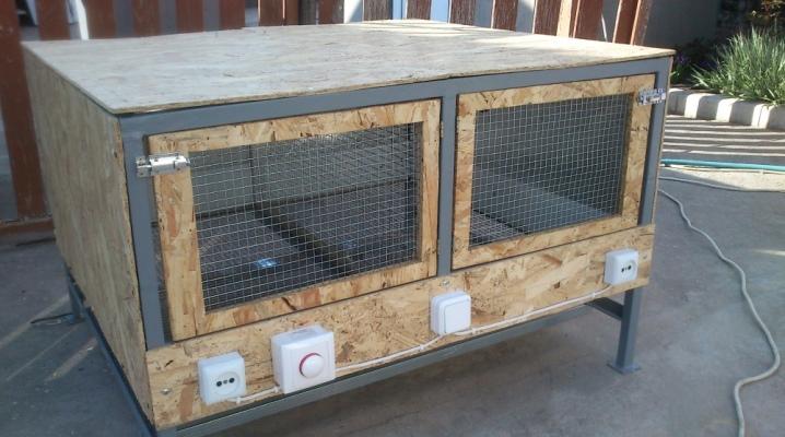 Сетка на пол для цыплят