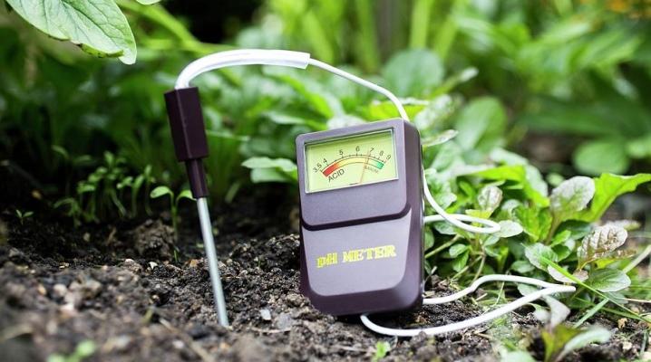 Как называется прибор который измеряет кислотность