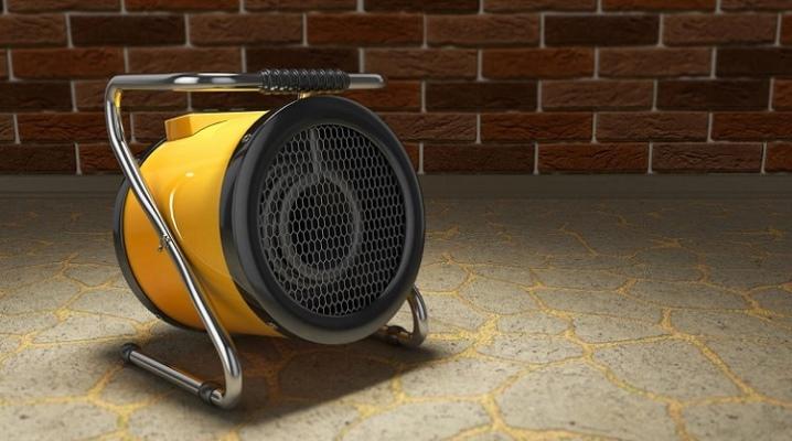 Тепловая электрическая пушка 220В обзор лучших обогревателей