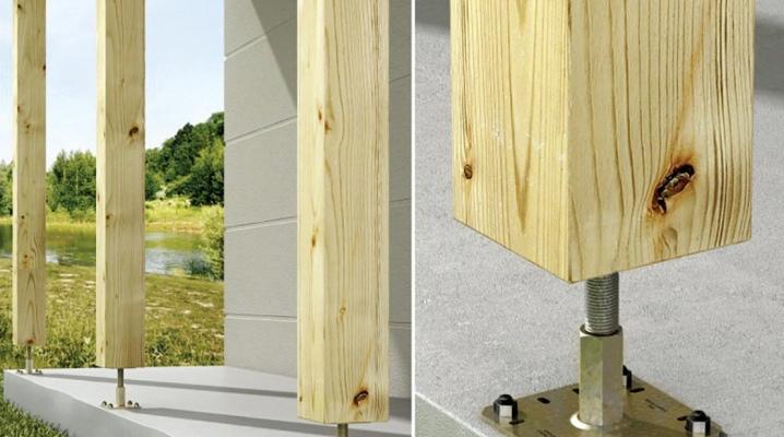 Крепеж для бруса к бетону купить шарапово бетон