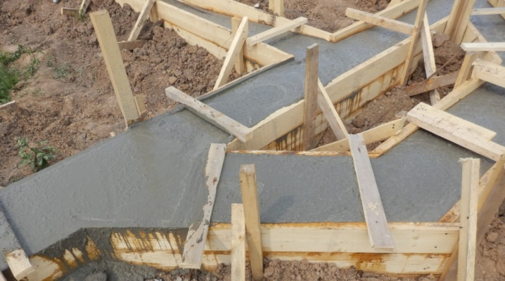 Бетон затвердевание ламе бетон