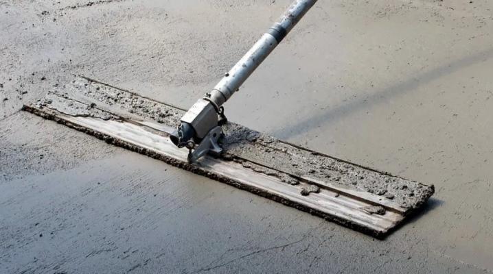швабра для разравнивания бетона купить
