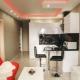 Дизайн квартиры-студии площадью 18 кв. м.
