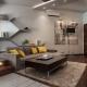 Интерьер и планировка квартиры-студии