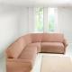 Чехлы на угловой диван