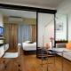 Дизайн гостиной-спальни площадью 20 кв. м