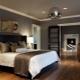 Дизайн мужской спальни
