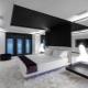 Спальня в стиле «Хай-тек»