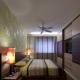 Выбираем дизайн для узкой спальни