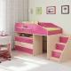 Кровать-чердак «Легенда» в интерьере детской