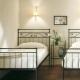 Металлические односпальные кровати