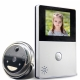 Беспроводные видеоглазки на дверь: особенности и характеристики