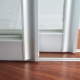Направляющие для раздвижных дверей: советы по выбору