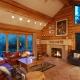 Особенности освещения в деревянном доме