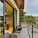 Особенности раздвижных дверей на балкон