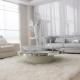 Пушистые ковры: уют и мягкость в интерьере