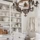 Шкафы в стиле «прованс» в интерьере
