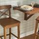 Барные стулья из Ikea: разнообразие выбора