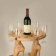 Деревянные ножки для стола: модные идеи