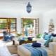 Дома в средиземноморском стиле: примеры интерьеров