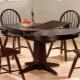 Как выбрать круглый раздвижной стол?