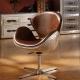 Кожаные стулья: преимущества и недостатки