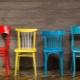 Особенности стульев со спинкой