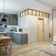 Планировка 3-х комнатной квартиры в  «хрущевке»: красивые примеры дизайна интерьера