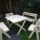 Складной деревянный стол для дачи и дома: функциональность и комфорт
