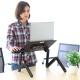 Складные столики-трансформеры для ноутбука: особенности выбора