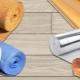 Способы укладки подложки под ламинат