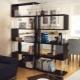 Стеллажи для дома без задней стенки: идеи дизайна