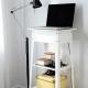 Столы для ноутбука от Ikea: дизайн и характеристики